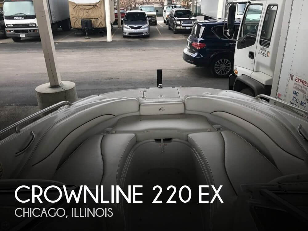 2005 Crownline 220 EX