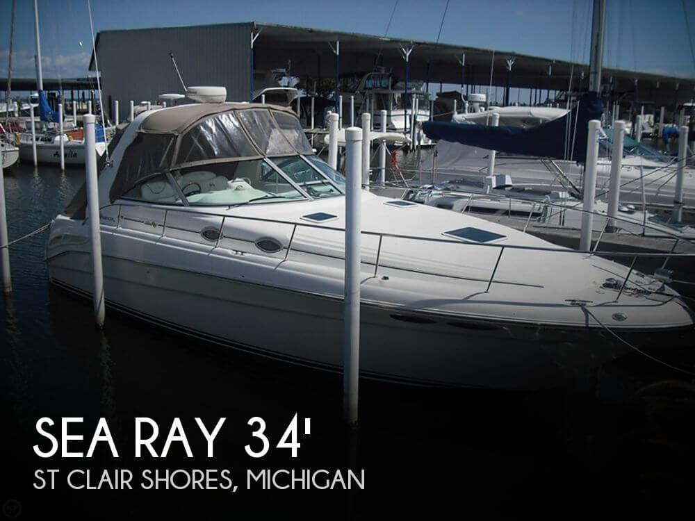 1999 Sea Ray 340 Sundancer - Photo #1