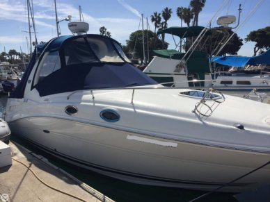 Sea Ray 260 Sundancer, 28', for sale - $62,400