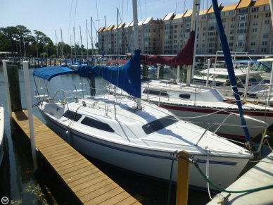 Catalina 250 Water Ballast, 25', for sale - $16,500