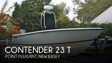 Used Contender Boats For Sale by owner | 2005 Contender 23 T