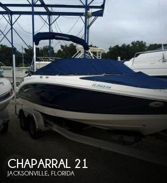 Used Chaparral Boats For Sale in Florida by owner | 2012 Chaparral 21