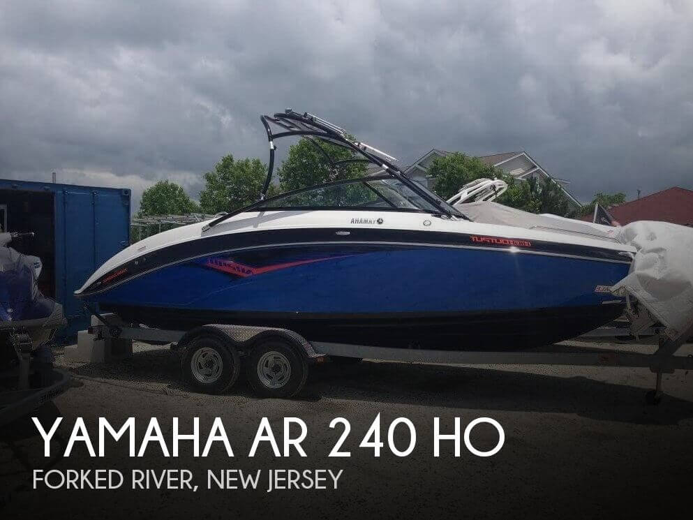 Used Yamaha Power boats For Sale by owner | 2014 Yamaha SX 240 HO
