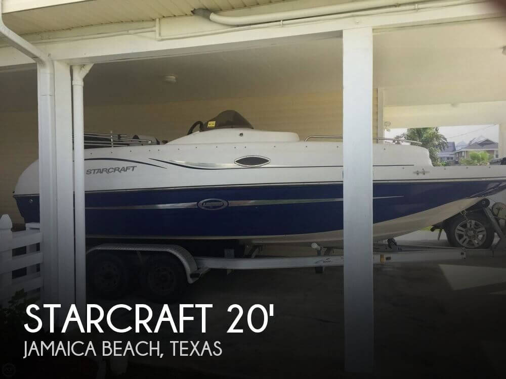 Used Deck Boats For Sale in Texas by owner | 2009 Starcraft 20