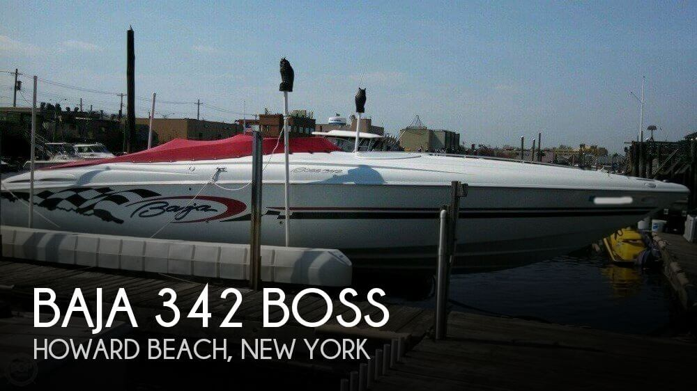 Used Baja Boats For Sale by owner | 2002 Baja 34