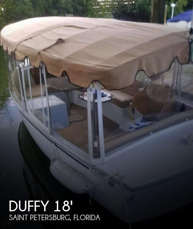 Used DUFFY Boats For Sale by owner | 2016 Duffy 18