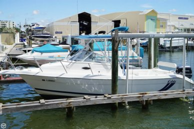 Cobia 270 Walkaround, 27', for sale - $23,500