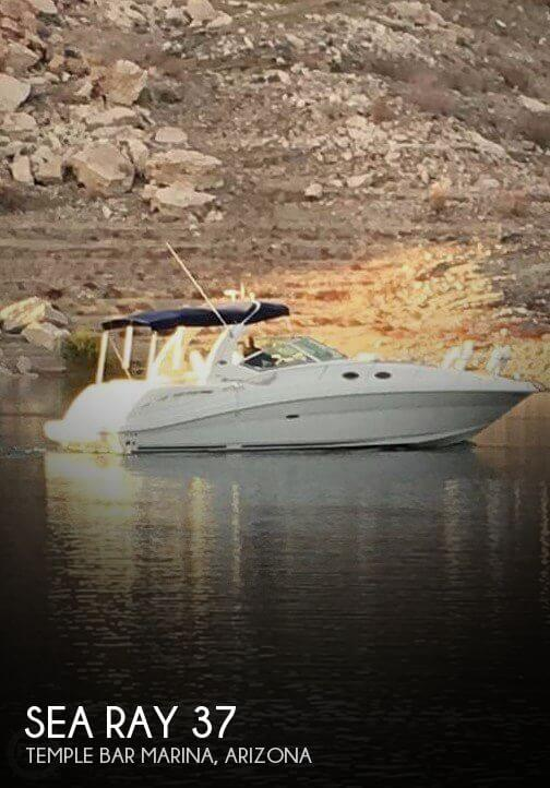 Used Boats For Sale in Arizona by owner | 2007 Sea Ray 37