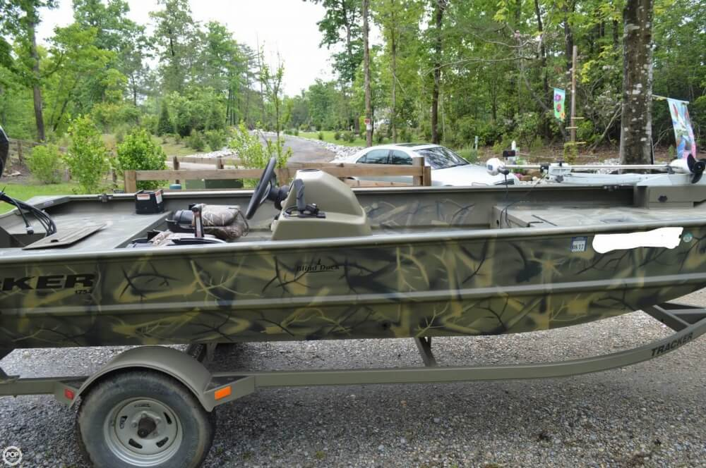 2014 Tracker Boats boat for sale, model of the boat is 1754 Grizzly & Image # 6 of 39