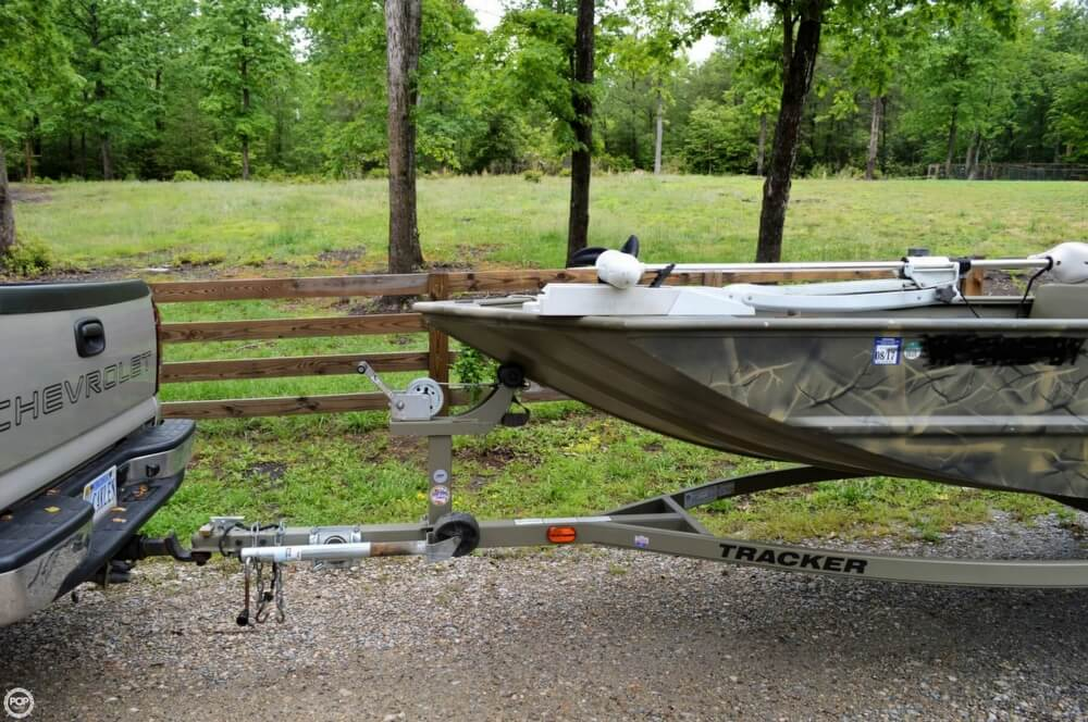 2014 Tracker Boats boat for sale, model of the boat is 1754 Grizzly & Image # 15 of 39
