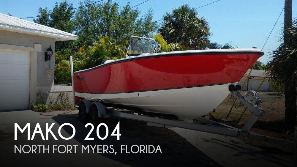 Used MAKO Boats For Sale by owner | 2016 Mako 204