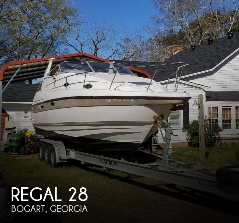 Used Regal 28 Boats For Sale by owner | 1998 Regal 28