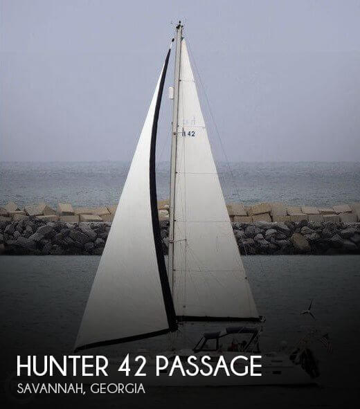 Used Hunter Sailboats For Sale in Georgia by owner | 1993 Hunter 42