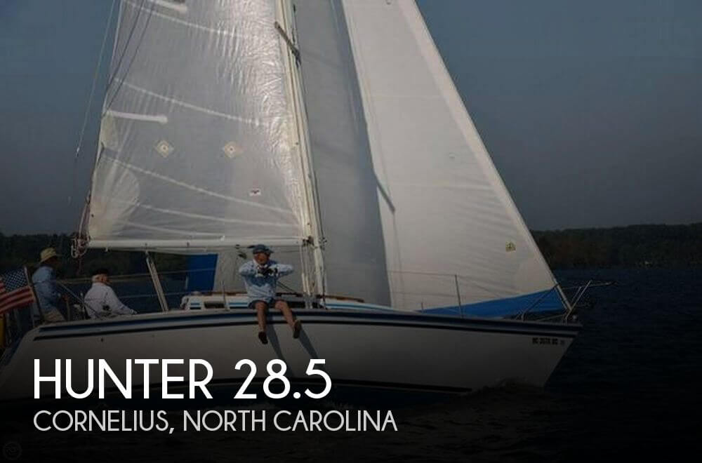 Used Hunter Sailboats For Sale in North Carolina by owner | 1985 Hunter 28