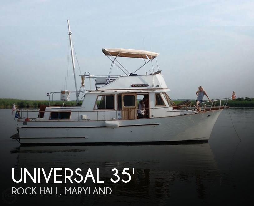 Used Universal Boats For Sale by owner | 1982 Universal 35