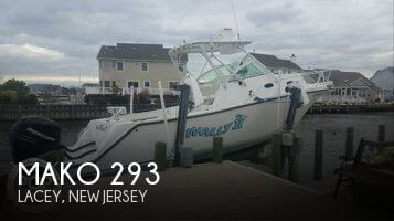 Used MAKO Boats For Sale by owner | 2001 Mako 293