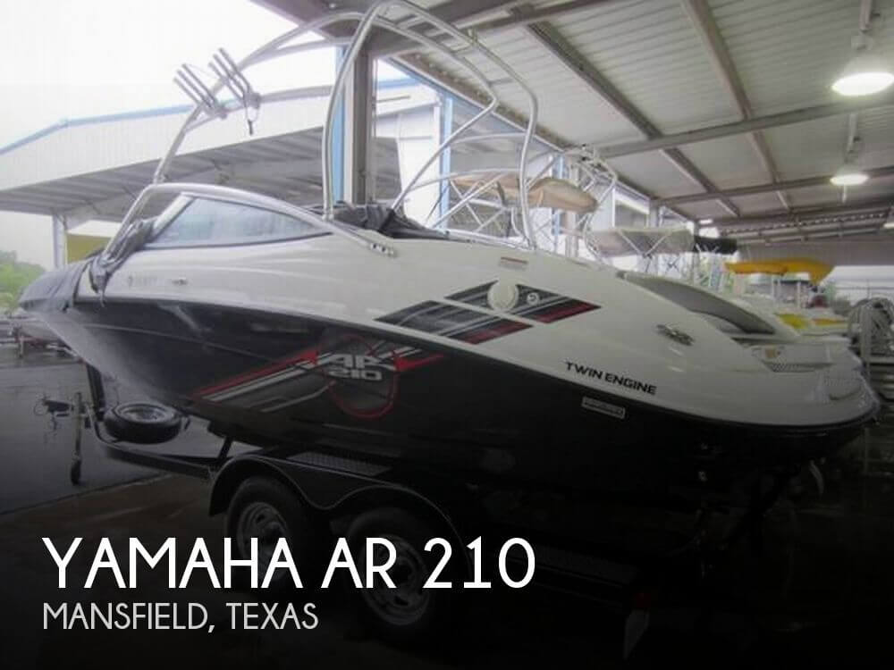 Used Yamaha Boats For Sale in Texas by owner | 2010 Yamaha 21