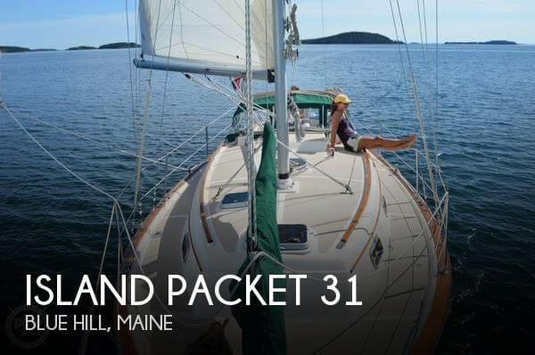 Used Island Packet Boats For Sale by owner | 1988 Island Packet 34