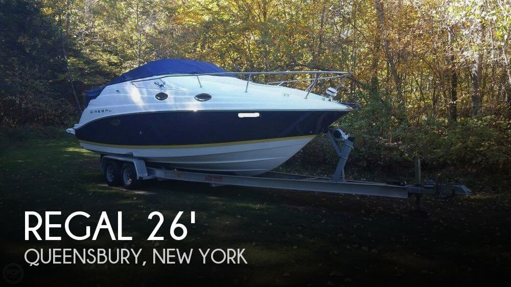 Used Regal Boats For Sale in New York by owner | 2003 Regal 26