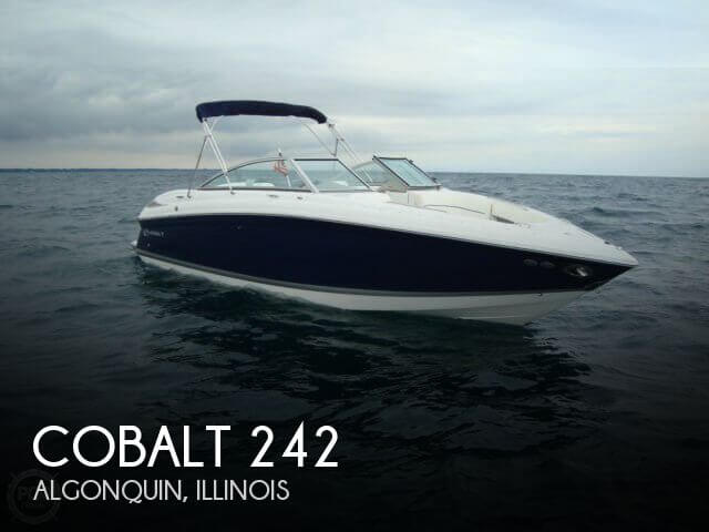 Used Boats For Sale in Milwaukee, Wisconsin by owner | 2009 Cobalt 26