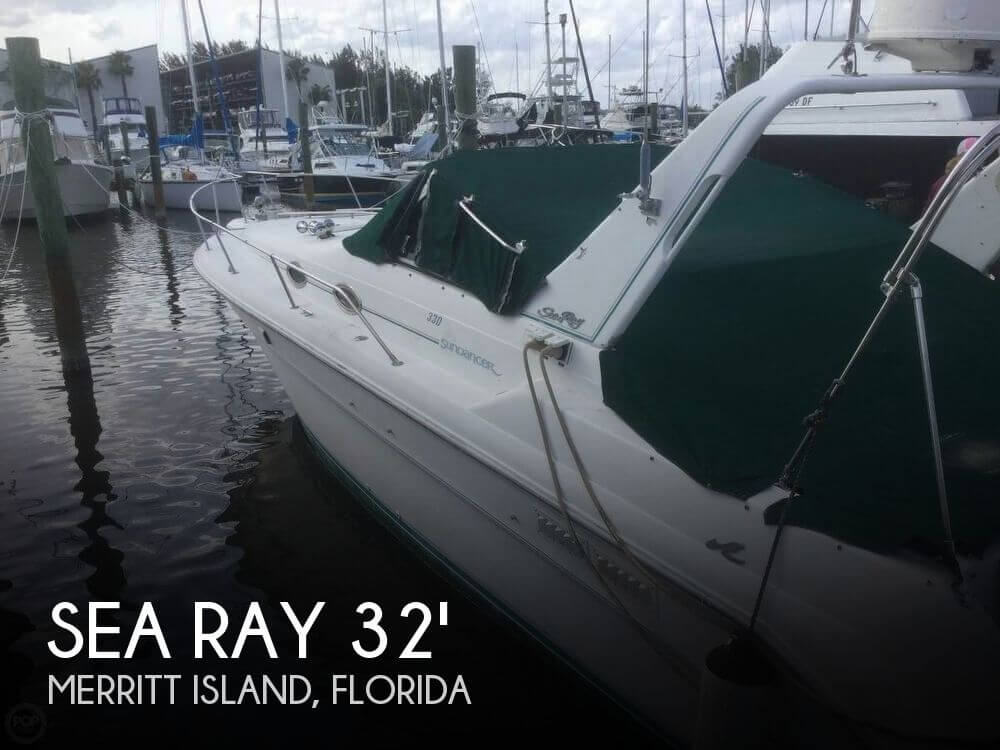 Used Sea Ray 32 Boats For Sale by owner | 1994 Sea Ray 32