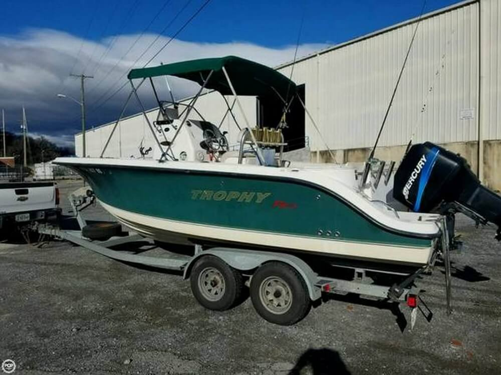 2002 TROPHY 21 for sale