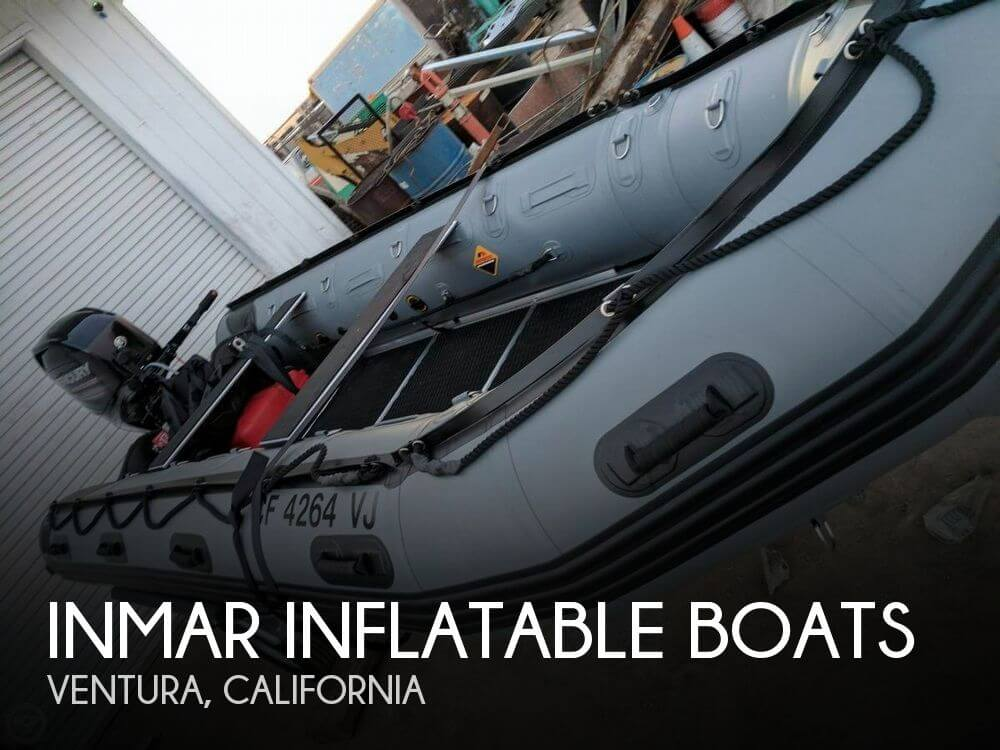 Used Boats For Sale in Reno, Nevada by owner | 2016 INMAR Inflatable Boats 15