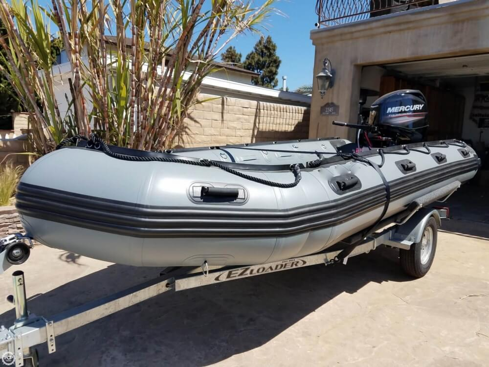 2016 INMAR Inflatable Boats 470-PT - #$LI_INDEX