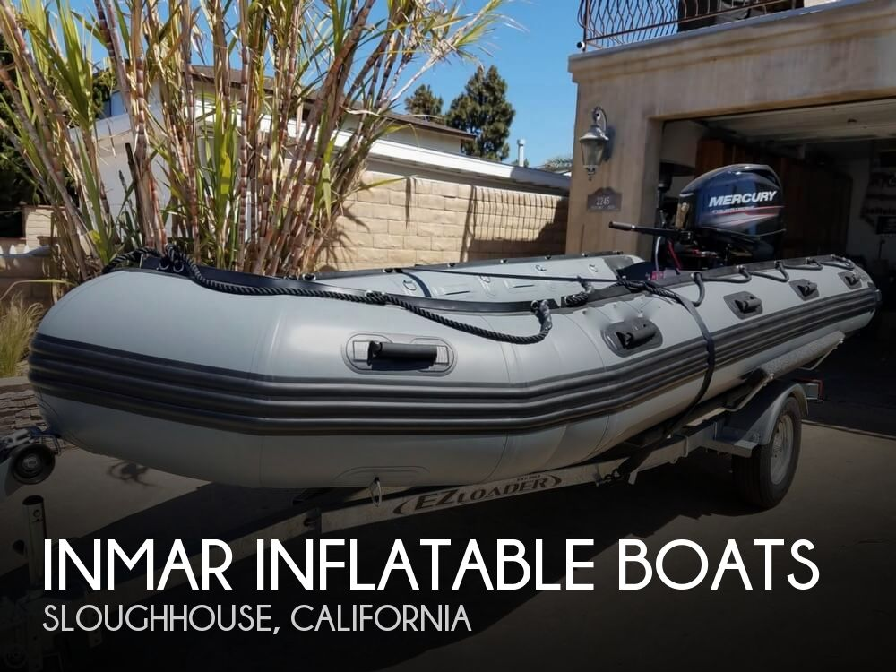 2016 INMAR Inflatable Boats boat for sale, model of the boat is 470-PT & Image # 1 of 40