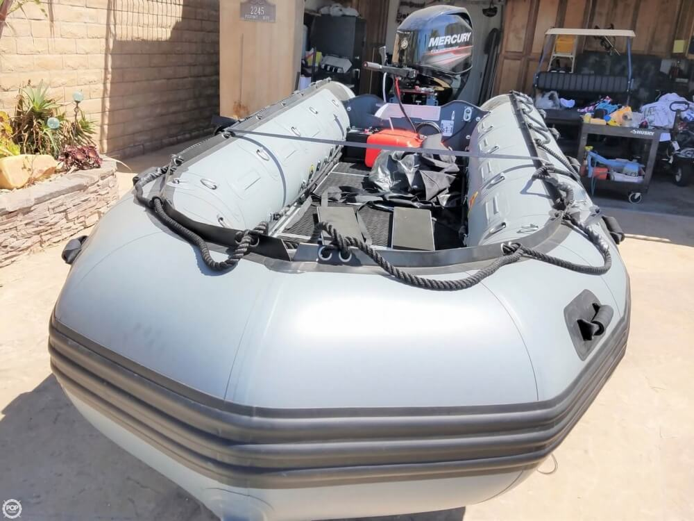 2016 INMAR Inflatable Boats boat for sale, model of the boat is 470-PT & Image # 2 of 40