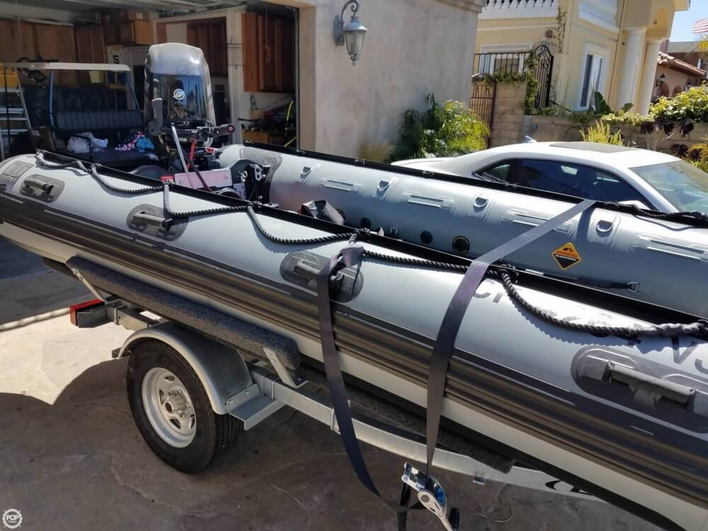 2016 INMAR Inflatable Boats boat for sale, model of the boat is 470-PT & Image # 3 of 40