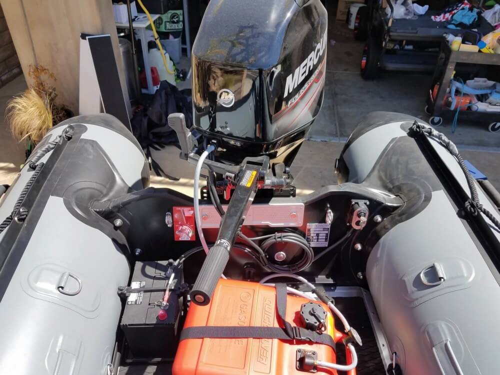 2016 INMAR Inflatable Boats boat for sale, model of the boat is 470-PT & Image # 4 of 40
