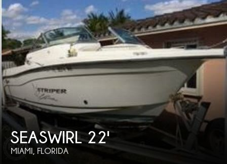 Used Boats For Sale by owner | 2003 Seaswirl 21