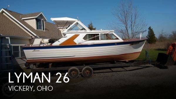 Used Lyman Boats For Sale by owner | 1969 Lyman 26