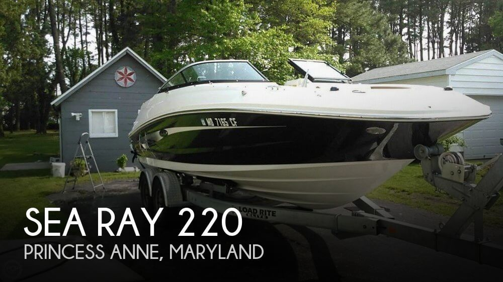 Used Ski Boats For Sale in Maryland by owner | 2014 Sea Ray 22