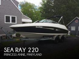 2014 Sea Ray 220
