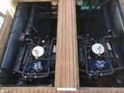 Twin Mercruiser 233's