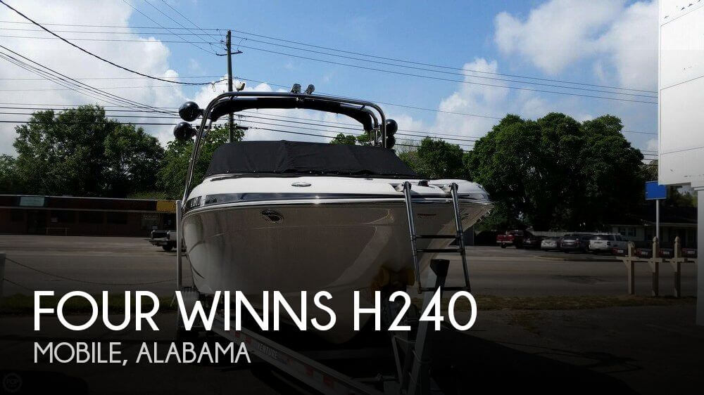 Used Four Winns 24 Boats For Sale by owner | 2009 Four Winns 24
