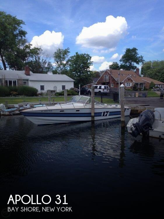 Used Apollo Boats For Sale by owner | 1977 Apollo 31