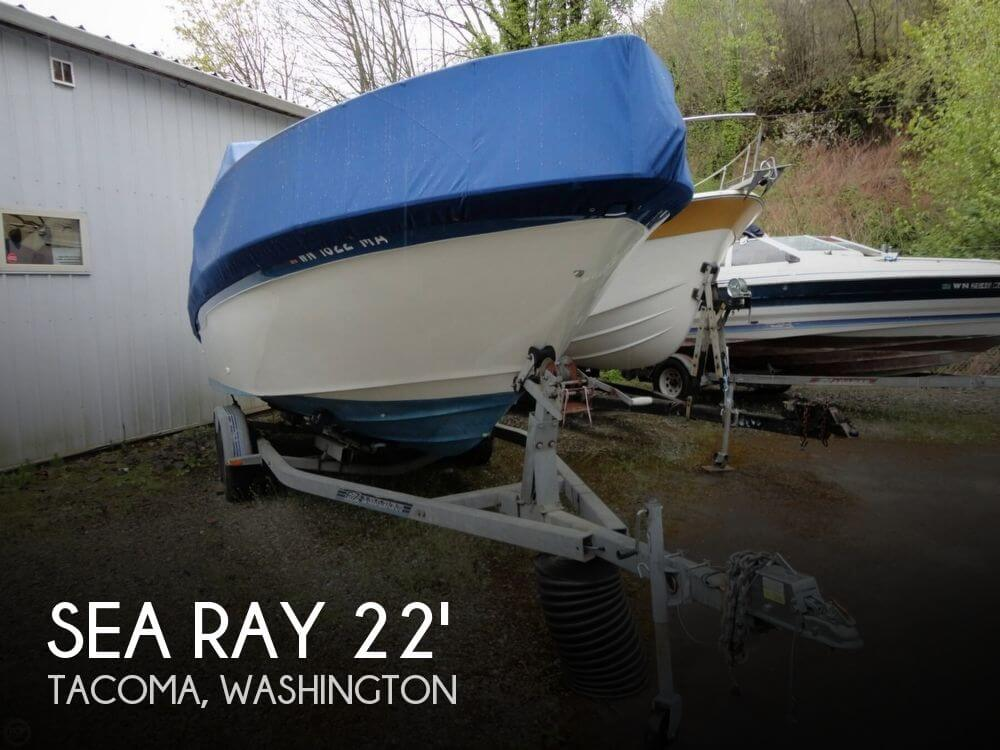 Used Sea Ray 22 Boats For Sale by owner | 1989 Sea Ray 220 Sundancer