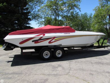 Fountain 32 Fever, 32', for sale - $64,999