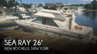 Used Boats For Sale by owner | 1988 Sea Ray 26