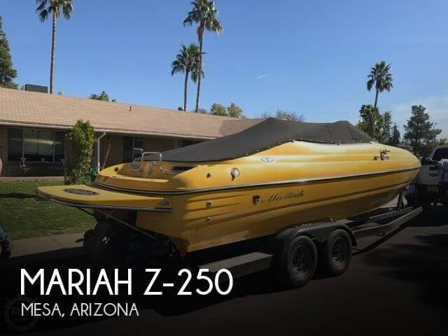 Used Mariah Boats For Sale by owner | 2000 Mariah 27