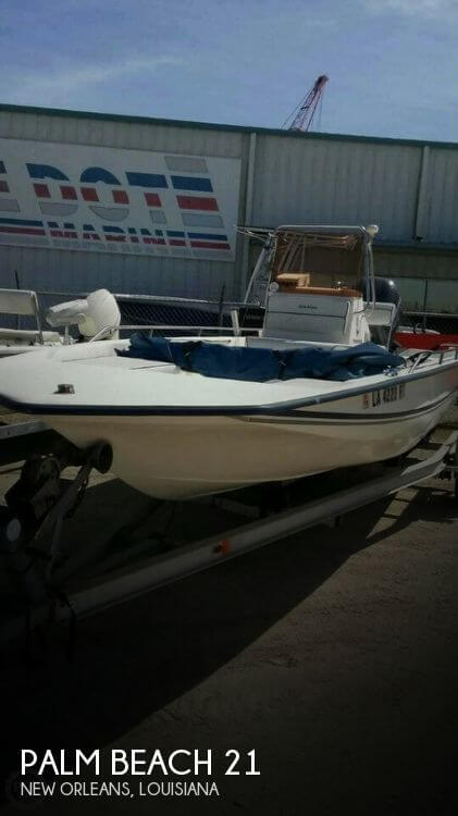 Used Palm Beach Boats For Sale by owner | 2007 Palm Beach 21
