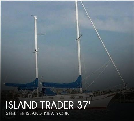 Used Boats For Sale in Providence, Rhode Island by owner | 1982 Island Trader 37