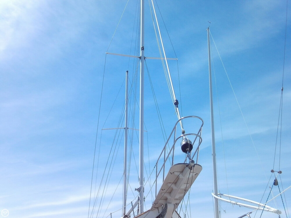 1982 Island Trader boat for sale, model of the boat is 38 Ketch & Image # 11 of 40