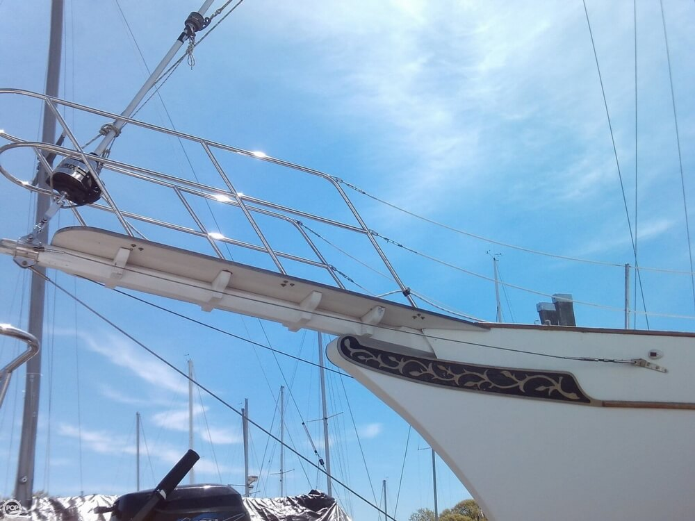1982 Island Trader boat for sale, model of the boat is 38 Ketch & Image # 14 of 40
