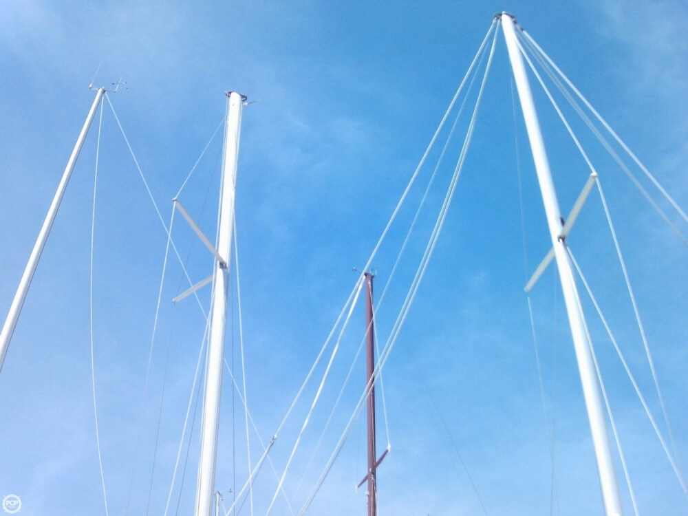 1982 Island Trader boat for sale, model of the boat is 38 Ketch & Image # 20 of 40