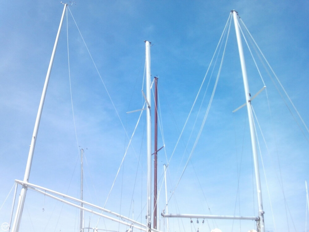 1982 Island Trader boat for sale, model of the boat is 38 Ketch & Image # 22 of 40