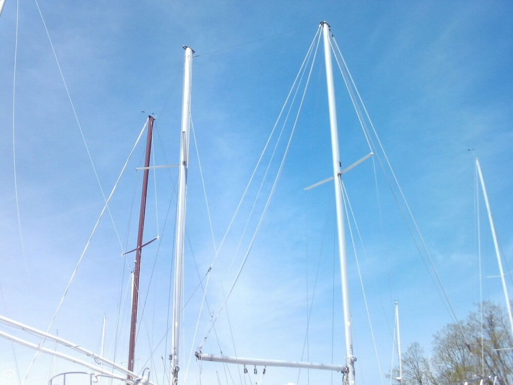 1982 Island Trader boat for sale, model of the boat is 38 Ketch & Image # 25 of 40